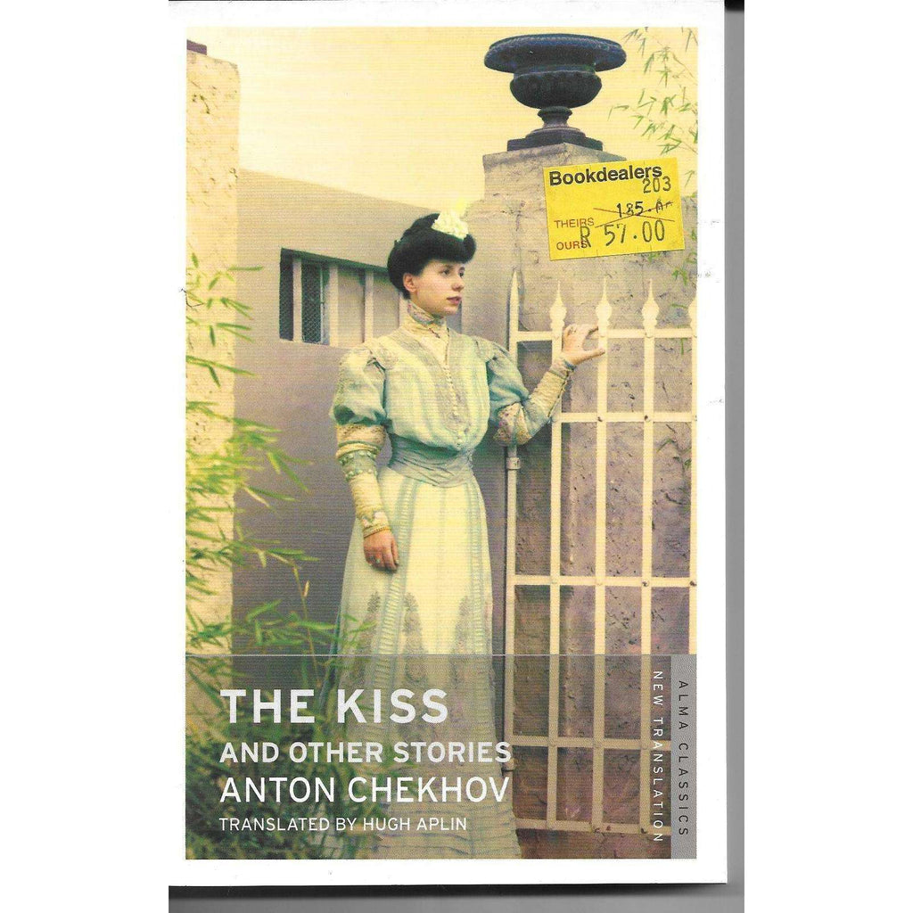 Bookdealers:The Kiss and Other Stories | Anton Chekhov