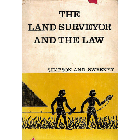 The Land Surveyor and the Law  | K. W. Simpson & G. M. J. Sweeney