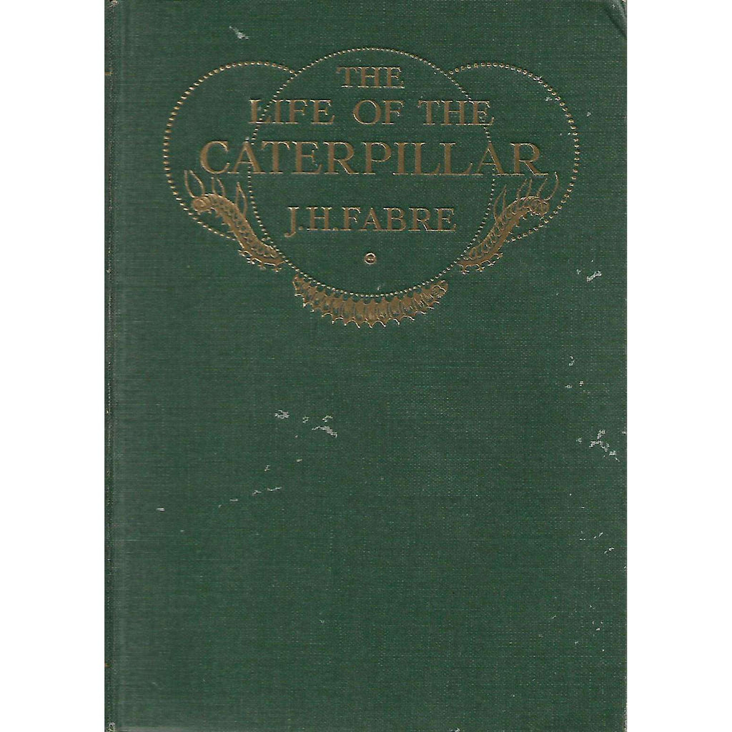 Bookdealers:The Life of the Caterpillar | J. H. Fabre
