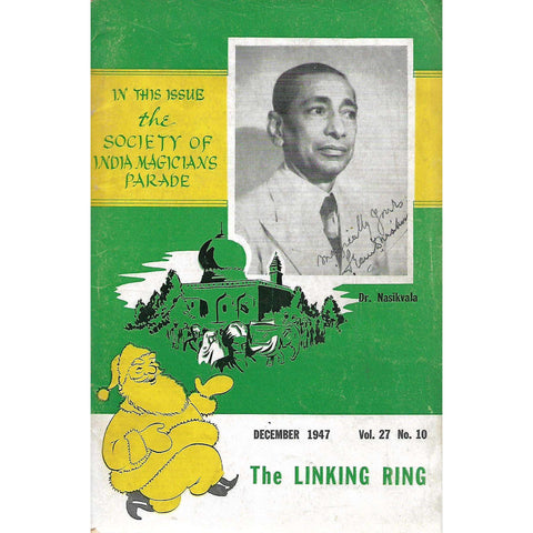 The Linking Ring (December 1947, Vol. 27 No. 10)