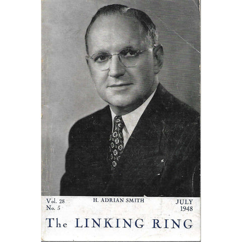 The Linking Ring (July 1948, Vol. 28, No. 5)