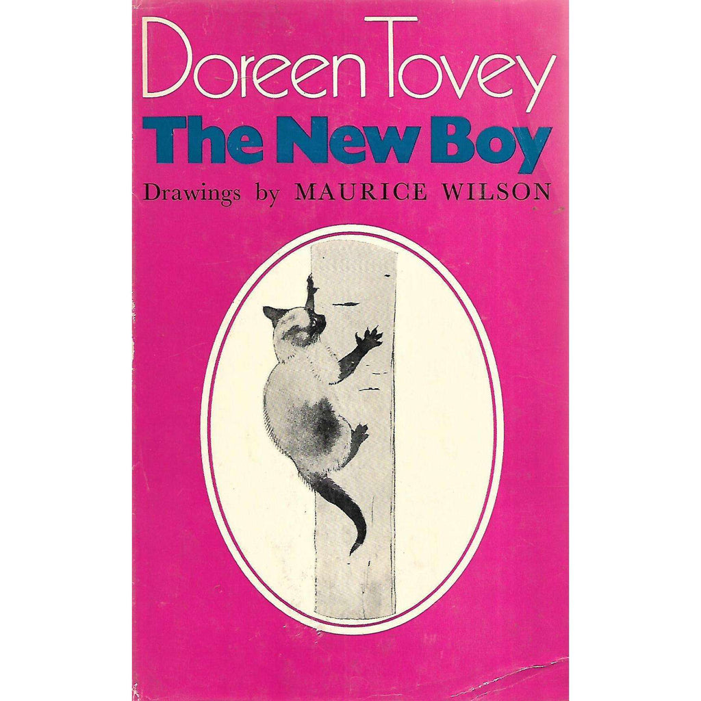 Bookdealers:The New Boy (Drawings by Maurice Wilson) | Doreen Tovey