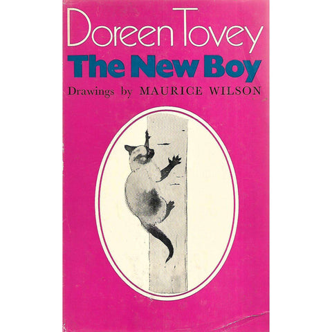 The New Boy (Drawings by Maurice Wilson) | Doreen Tovey
