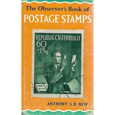 The Observer's Book of Postage Stamps | Anthony S. B. New