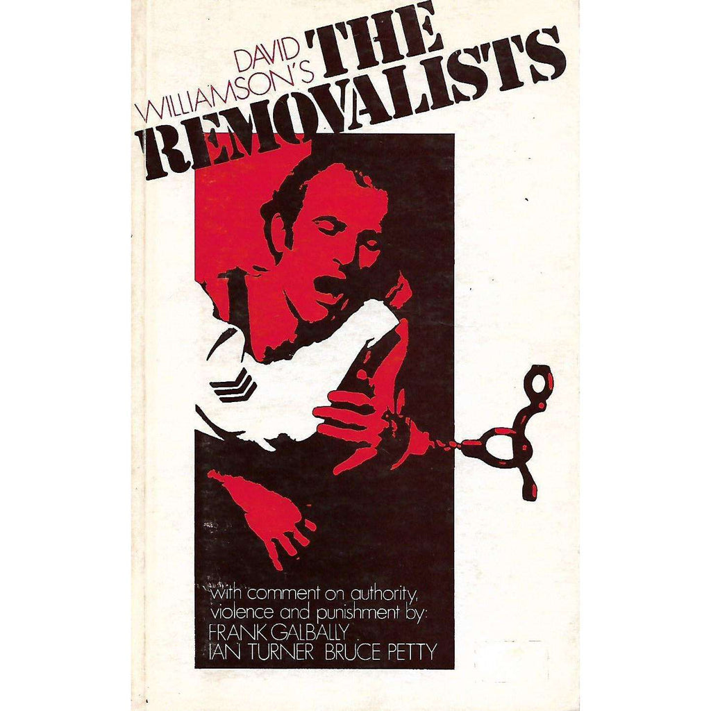 Bookdealers:The Removalists (Copy of SA Author Stephen Gray) | David Williamson