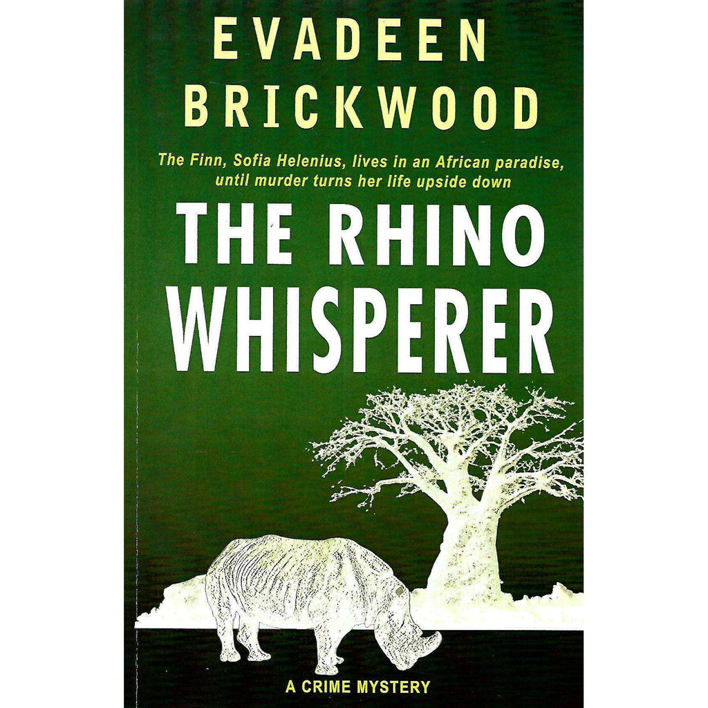 Bookdealers:The Rhino Whisperer (Signed by Author, with her Bookmark and Card) | Evadeen Brickwood