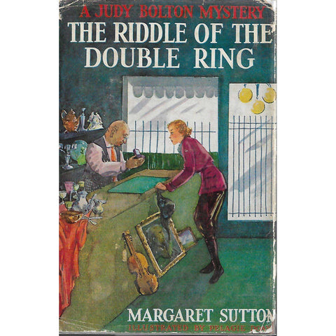 The Riddle of the Double Ring | Margaret Sutton