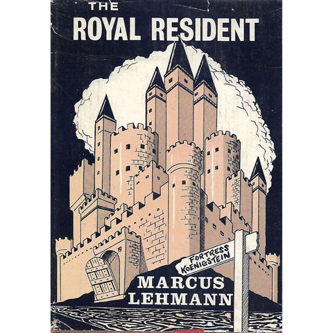 The Royal Resident (Inscribed by Rabbi Norman Bernhard) | Marcus Lehmann