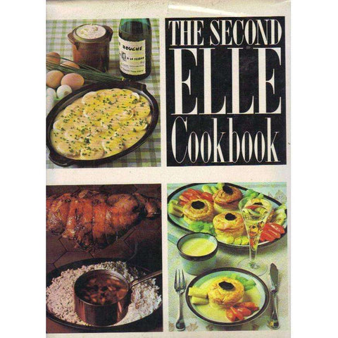 The Second Elle Cookbook |  R.F. Fullick (Translated, from French)