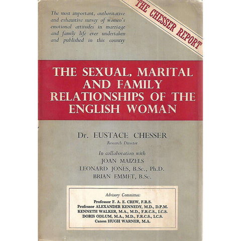 The Sexual, Marital and Family Relationships of the English Woman | Dr. Eustace Chesser, et al.