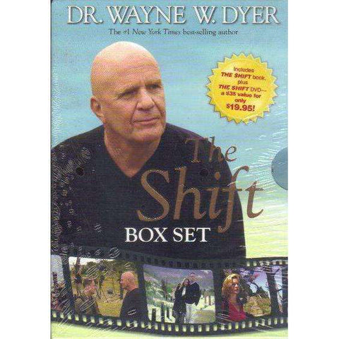 The Shift Box Set: (Contains The Shift Paperback & The Shift DVD) | Dr. Wayne W. Dyer