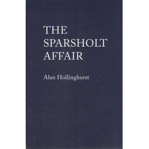 The Sparsholt Affair (Uncorrected Proof Copy) | Alan Hollinghurst