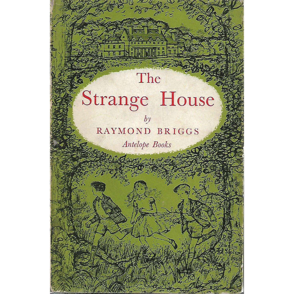 Bookdealers:The Strange House (First Edition) | Raymond Briggs