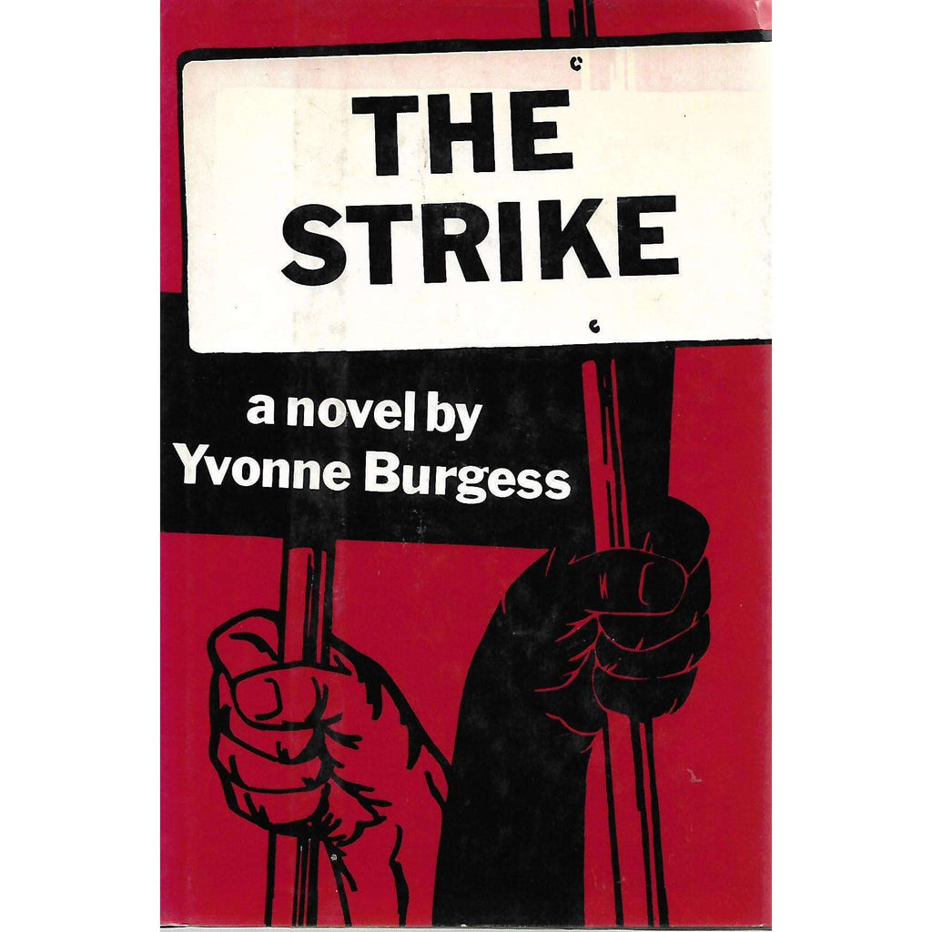 Bookdealers:The Strike (First US Edition) | Yvonne Burgess