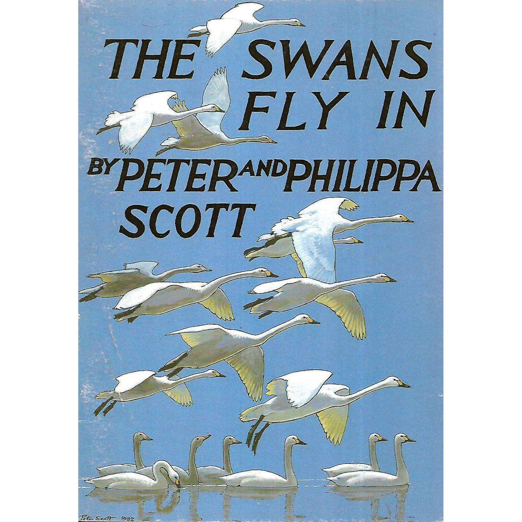 Bookdealers:The Swans Fly In | Peter and Philippa Scott
