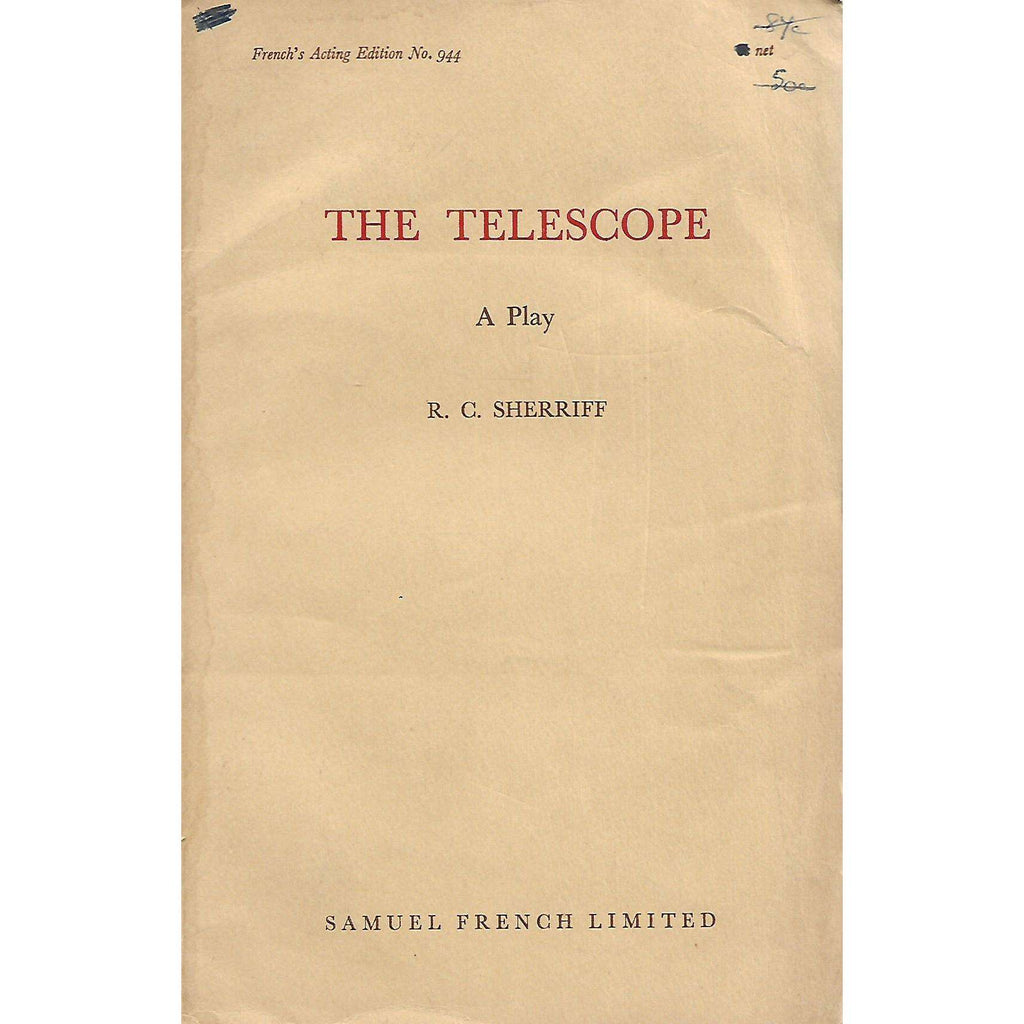 Bookdealers:The Telescope: A Play | R. C. Sherriff