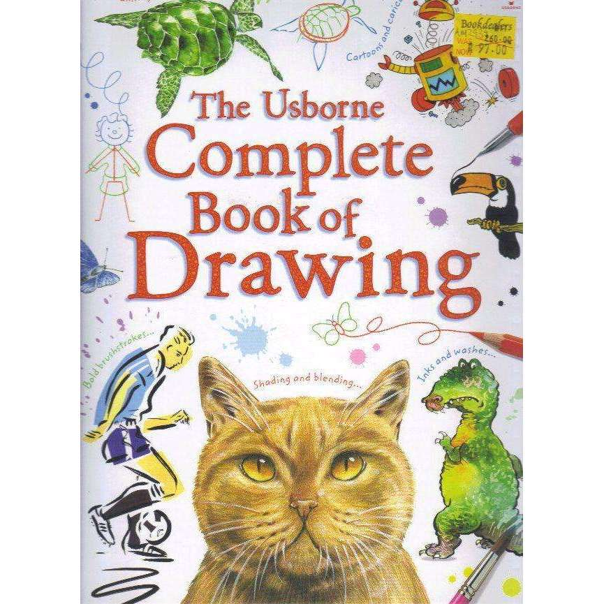 Bookdealers:The Usborne Complete Book Of Drawing (Art Ideas) | Alastair Smith