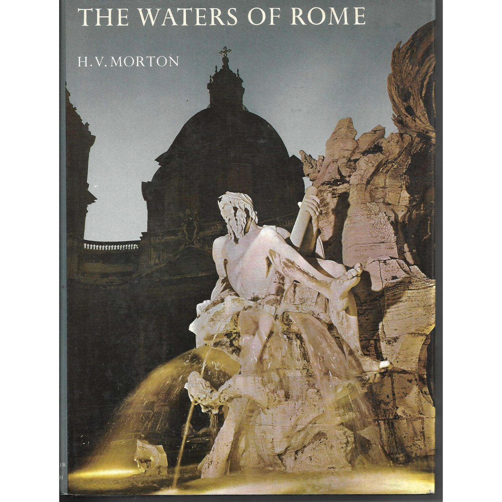 Bookdealers:The Waters of Rome | H V Morton