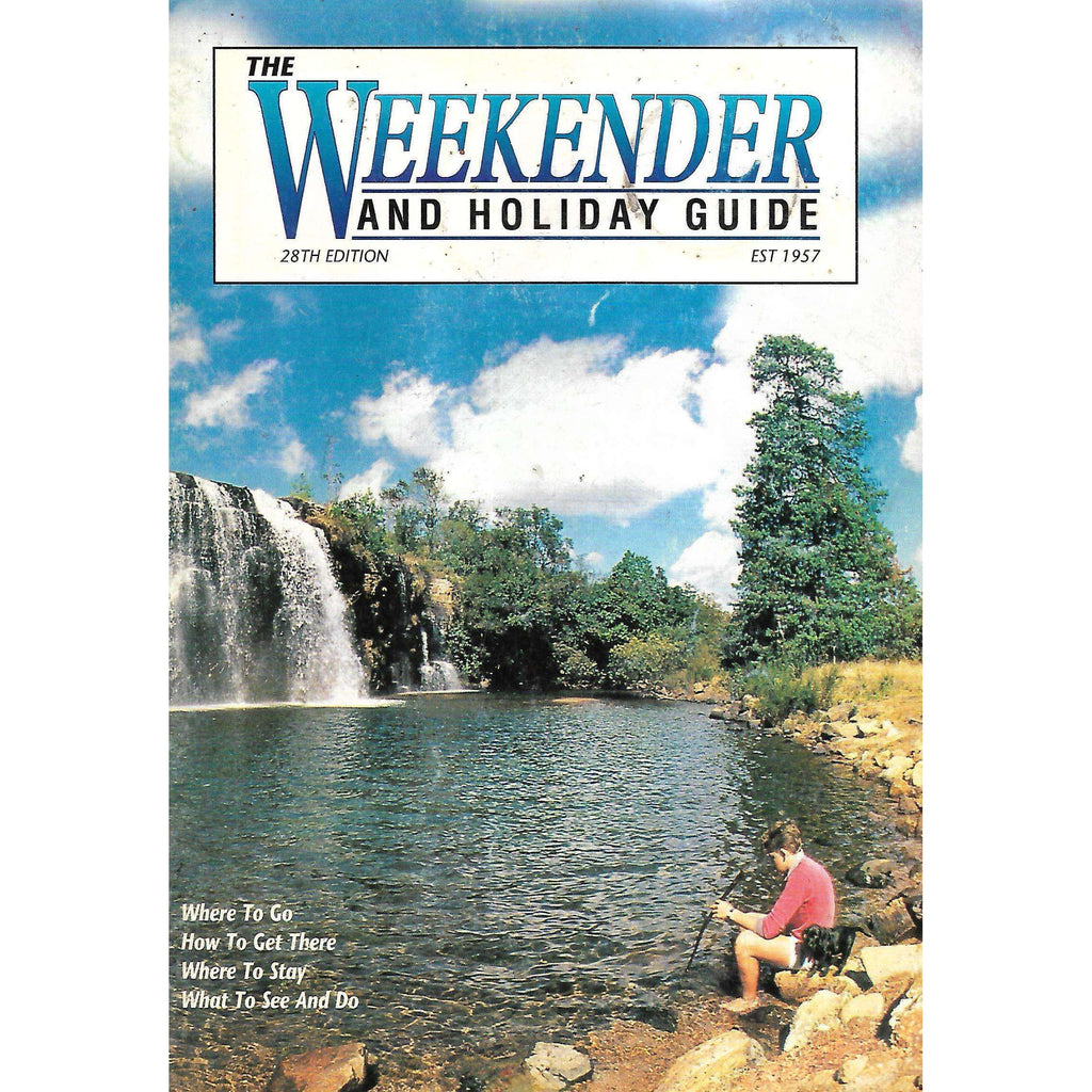 Bookdealers:The Weekender and Holiday Guide (28th Edition, 1998)