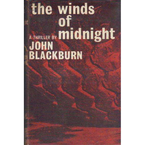 The Winds of Midnight: (First Edition 1964) A Thriller | John Blackburn