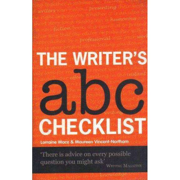 Bookdealers:The Writer's ABC Checklist (Secrets to Success) | Lorraine Mace; Maureen Vincent-Northam