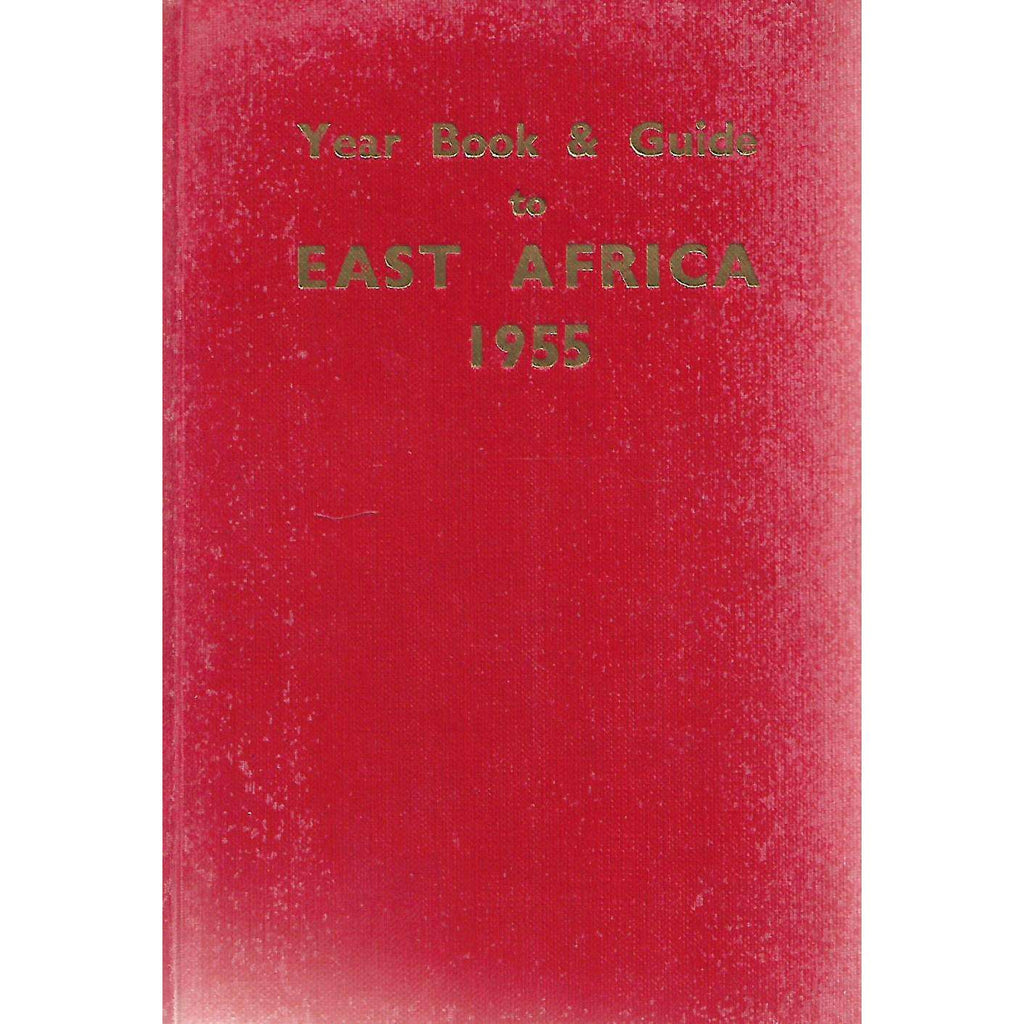 Bookdealers:The Yearbook and Guide to East Africa (1955 Edition)