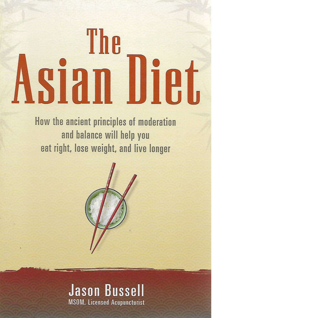 Bookdealers:The Asian Diet | Jason Bussell