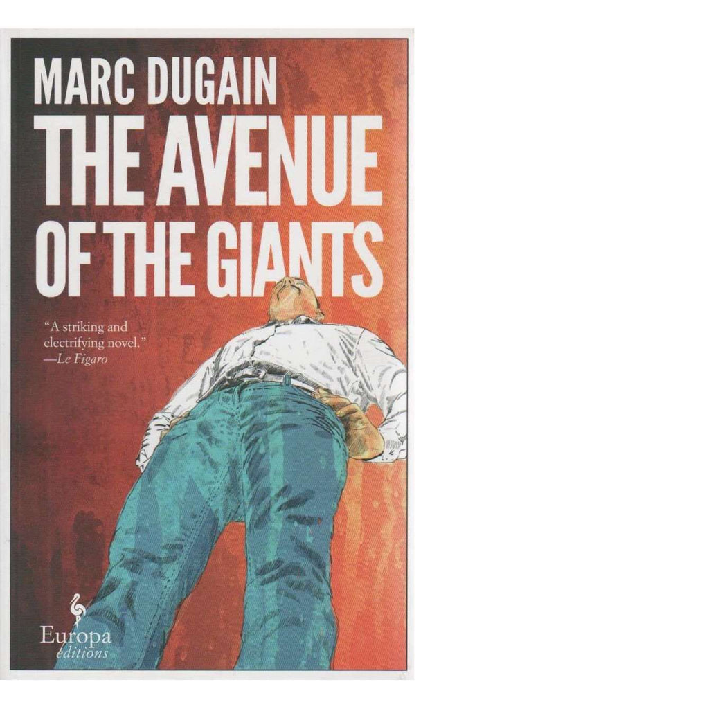 Bookdealers:The Avenue of the Giants | Marc Dugan