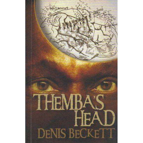 Themba's Head (With Author's Inscription) | Denis Beckett