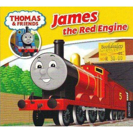 Thomas and Friends: James the Red Engine (Thomas Story Library) | Rev. W. Awdry