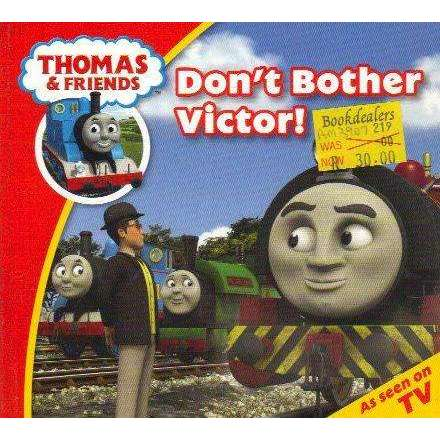 Thomas & Friends Don't Bother Victor! (Thomas Story Time) |  Rev. W. Awdry