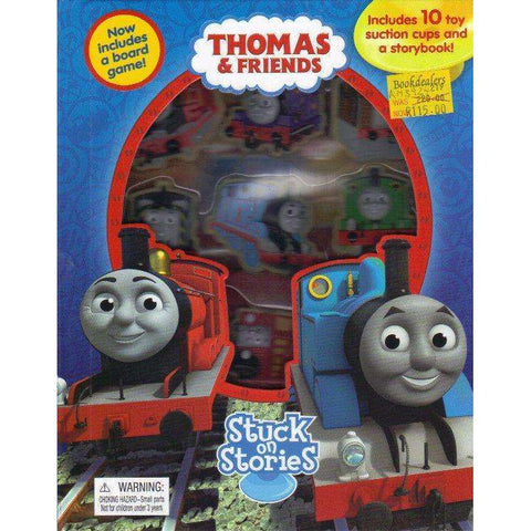Thomas & Friends Stuck on Stories | Rev. W. Awdry