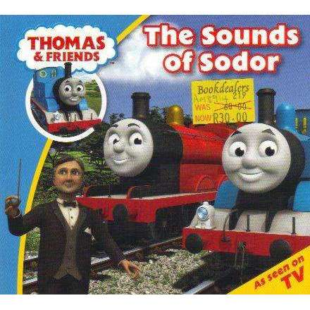 Thomas & Friends the Sounds of Sodor (Thomas Story Time) | Rev. W. Awdry