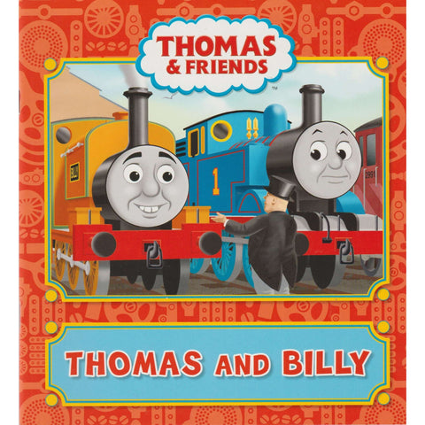 Thomas & Friends: Thomas And Billy | Rev. W. Awdry