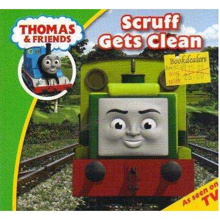 Thomas & Friends: Thomas Story Time 30: Scruff Gets Clean ISBN 13: 9781405270816 Thomas & Friends: Thomas Story Time 30: Scruff Gets Clean | Rev W Awdry
