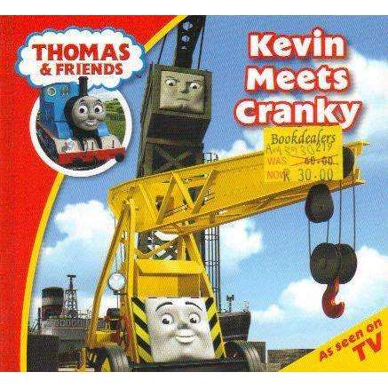 Thomas Story Time 29: Kevin Meets Cranky |  Rev. W. Awdry