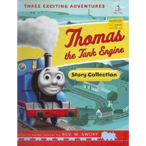 Thomas the Tank Engine: Story Collection (3 Exciting Adventures) | Rev. W. Awdry