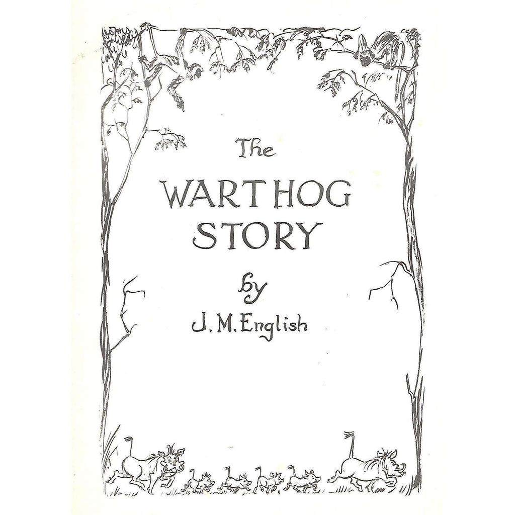 Bookdealers:Thw Warthog Story | J. M. English