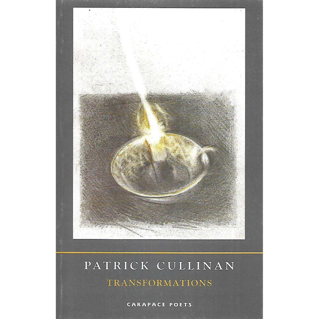 Bookdealers:Transformations (Inscribed by Author) | Patrick Cullinan