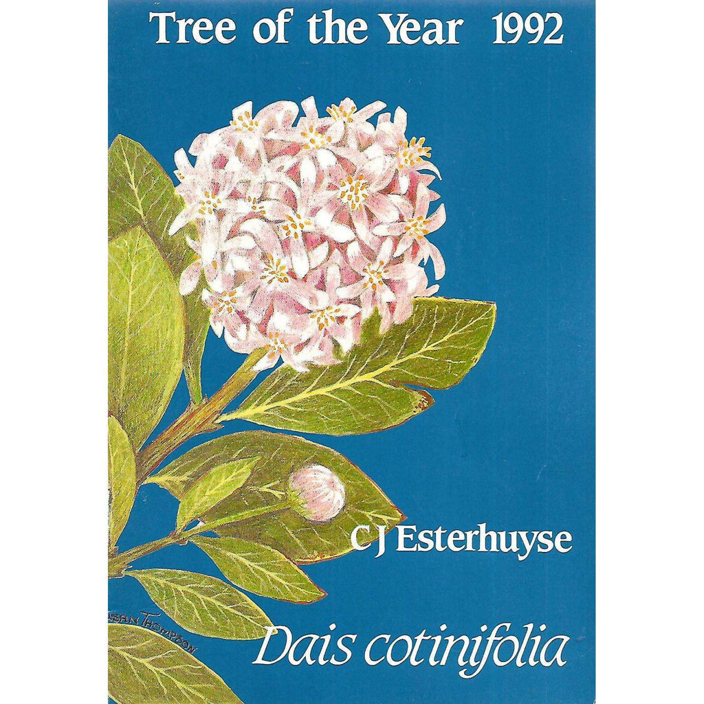 Bookdealers:Tree of the Year 1992: Dias cotinifolia | C. J. Esterhuyse
