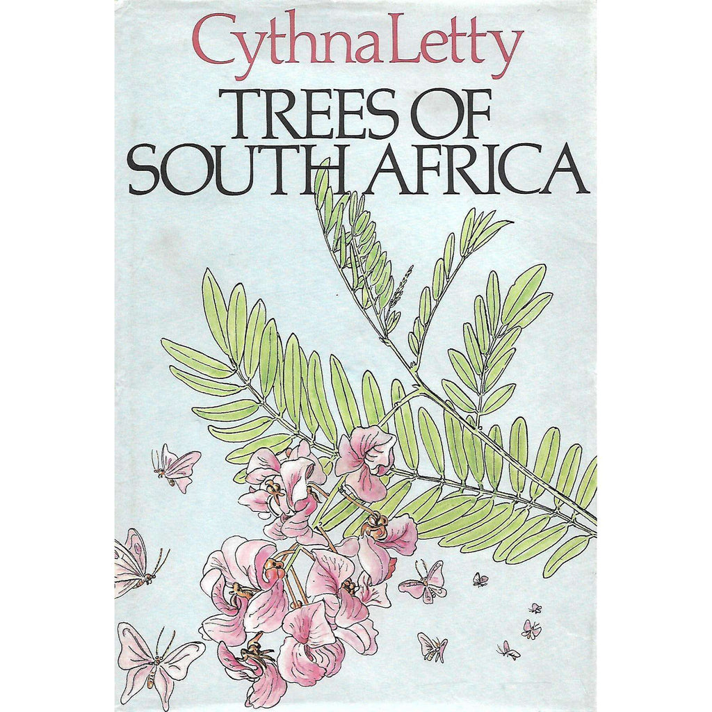 Bookdealers:Trees of South Africa | Cythna Letty