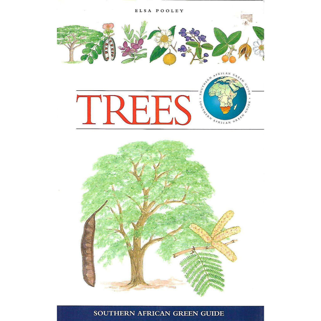 Bookdealers:Trees (Southern African Green Guides) | Elsa Pooley