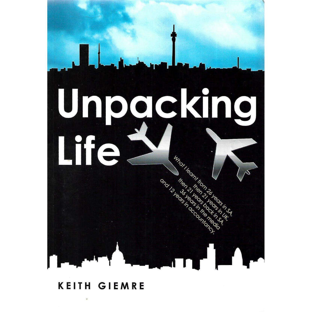 Bookdealers:Unpacking Life | Keith Giemre