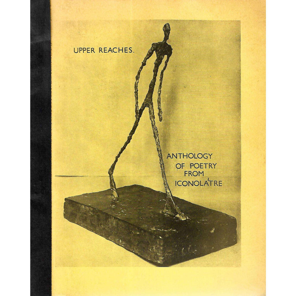 Bookdealers:Upper Reaches: Anthology of Poetry from Iconolatre (With 6 Poems by Charles Bukowski)