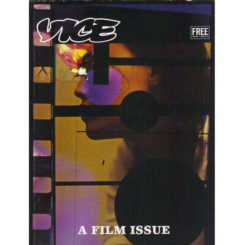 Bookdealers:Vice Magazine: Volume 7, Number 8: A Film Issue | Editor: Andy Capper