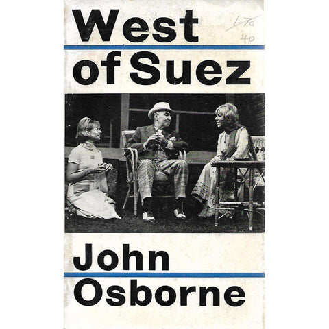 West of Suez | John Osborne