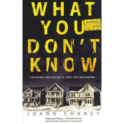 What You Don't Know | JoAnn Chaney