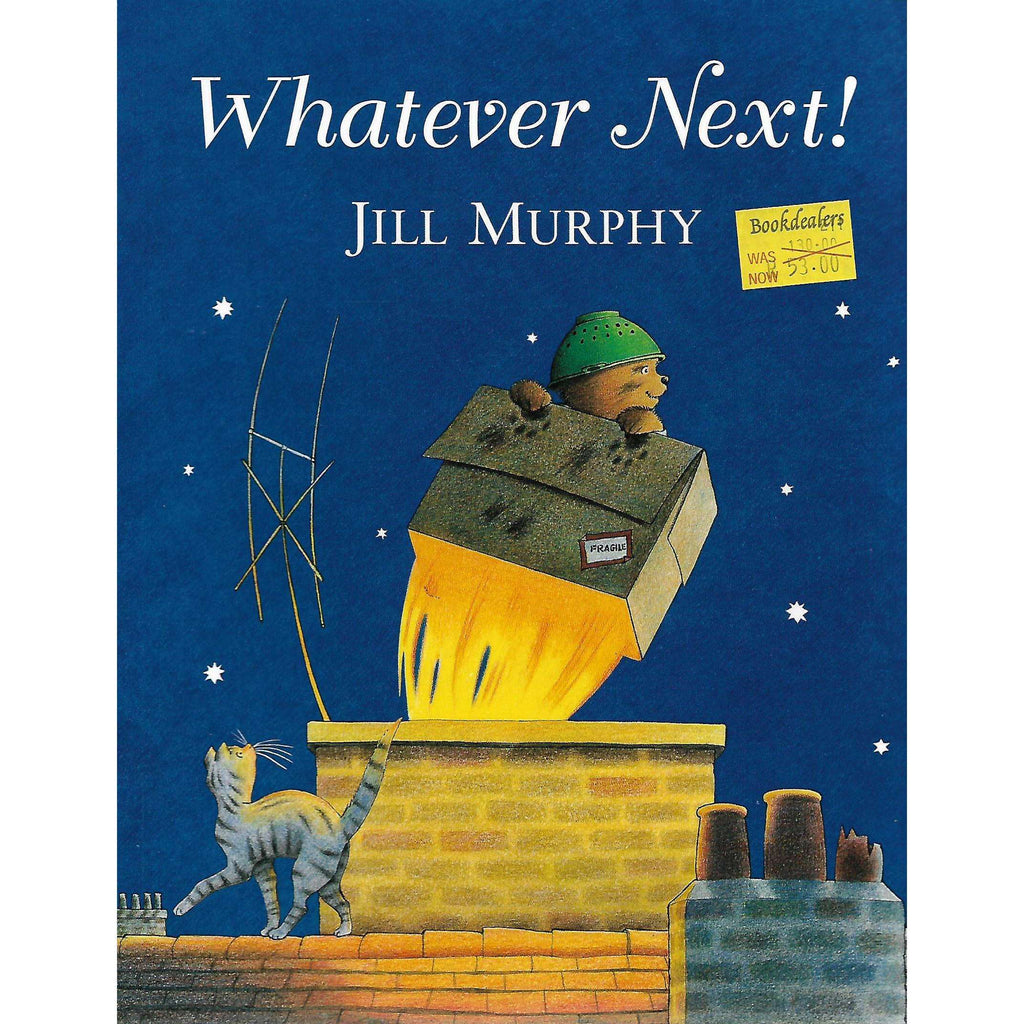 Bookdealers:Whatever Next! | Jill Murray