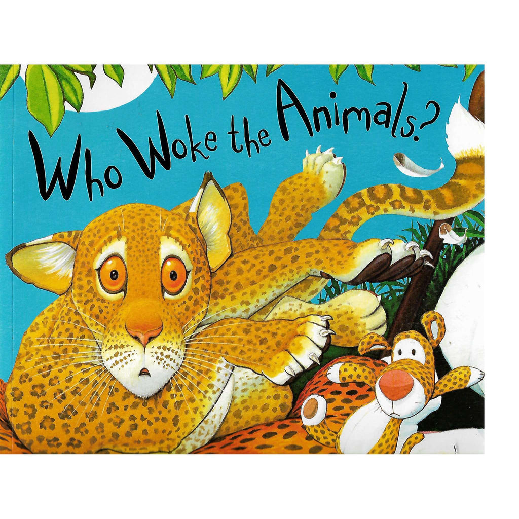 Bookdealers:Who Woke the Animals | Charles Fuge