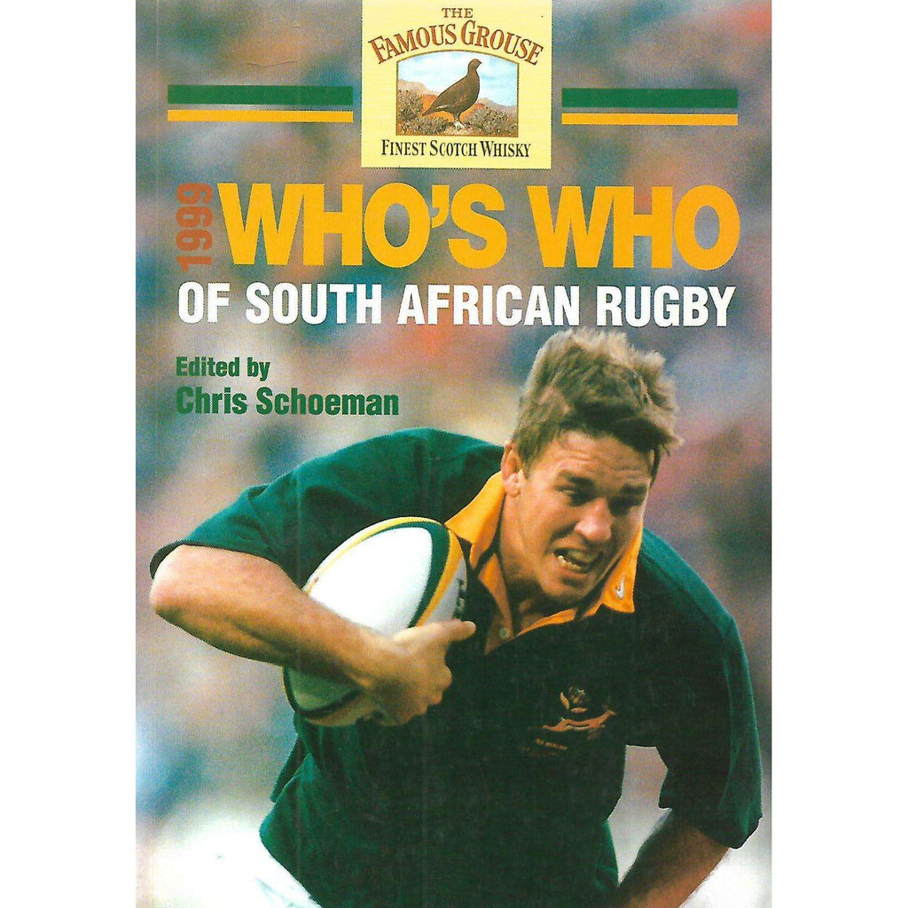 Bookdealers:Who's Who of South African Rugby 1999 | Chris Schoeman (Ed.)